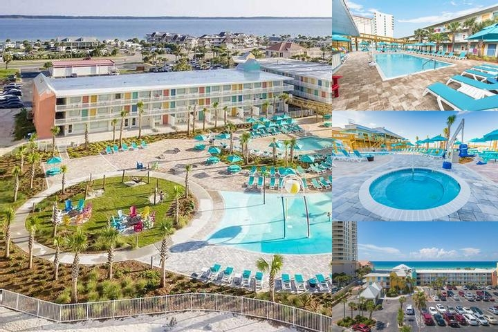 Days Inn Pensacola Beachfront photo collage
