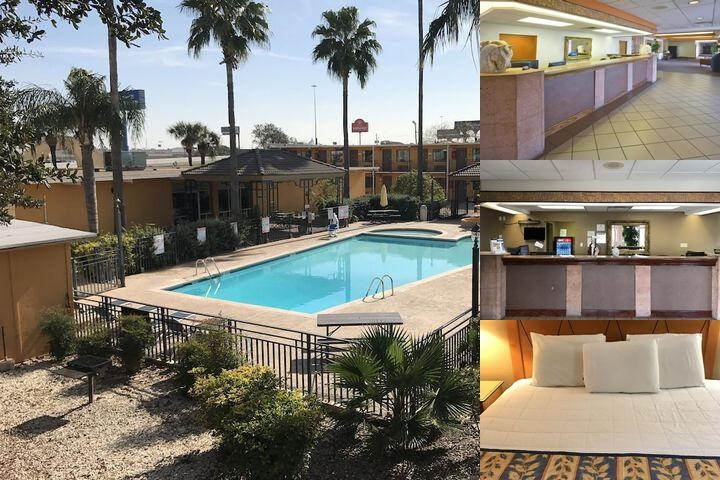 Americas Best Value Inn Laredo photo collage
