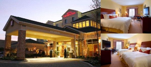 Hilton Garden Inn Morgantown photo collage