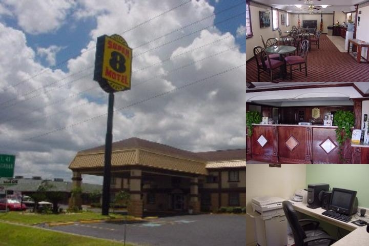 Super 8 Kingsville photo collage