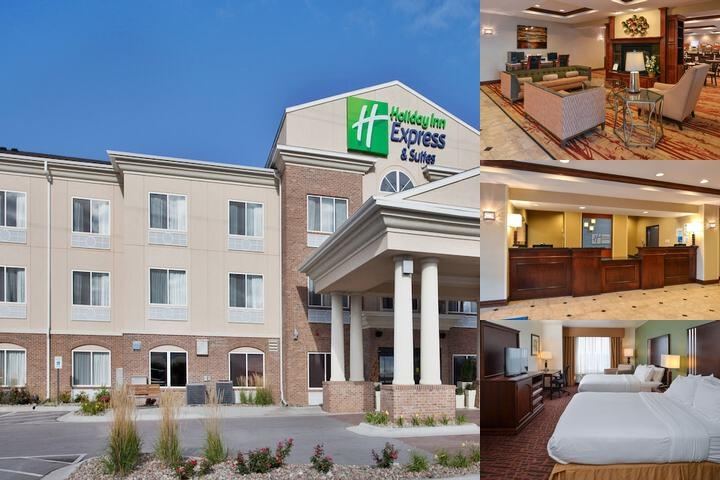 Holiday Inn Express & Suites Cherry Hills photo collage