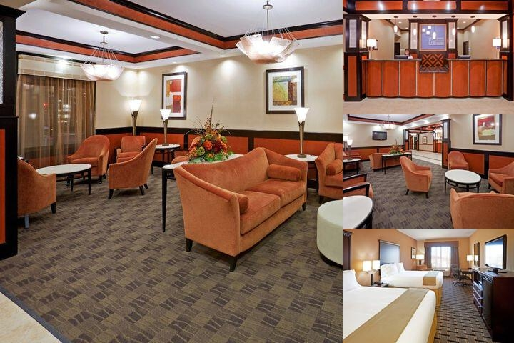Holiday Inn Express & Suites Dallas Market photo collage