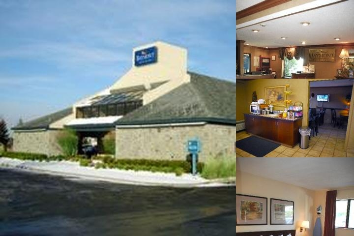 Baymont Inn Columbus Airport photo collage