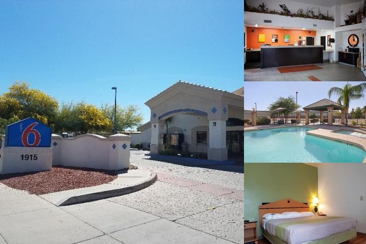Motel 6 Tempe Asu photo collage