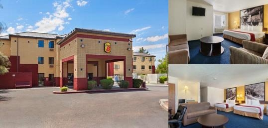 Super 8 Mesa / Gilbert photo collage
