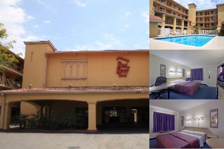 Red Roof Inn Buena Park photo collage