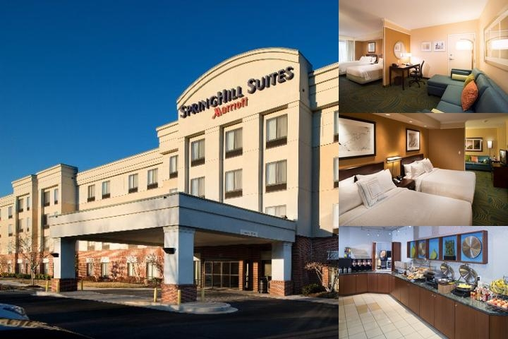 Springhill Suites by Marriott Annapolis photo collage