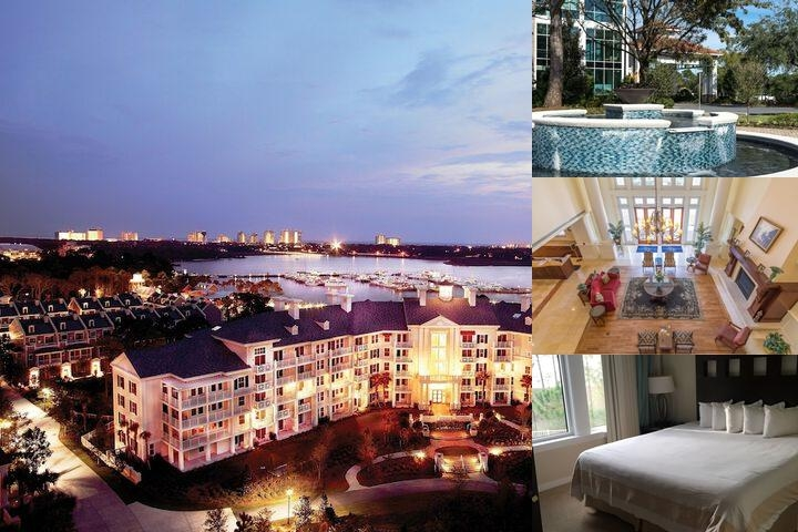 Sandestin Village photo collage