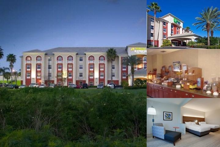 Holiday Inn Express Hotel & Suites Orlando Airport photo collage