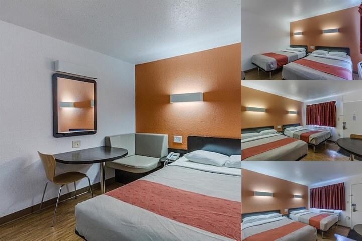Oshkosh Motel 6 photo collage