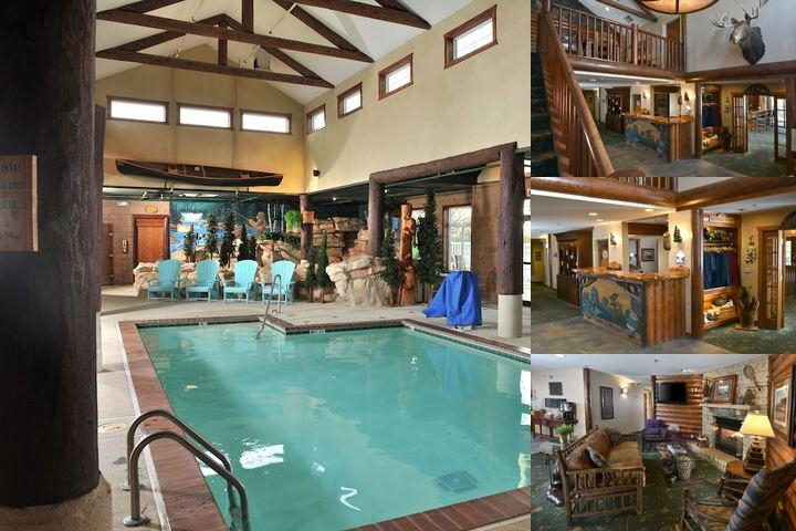 Stoney Creek Inn Galena photo collage