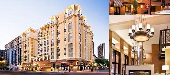 Residence Inn San Diego Downtown / Gaslamp Quarter photo collage