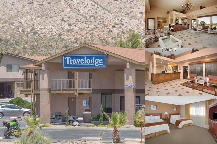 Travelodge Inn & Suites Yucca Valley / Joshua Tree photo collage