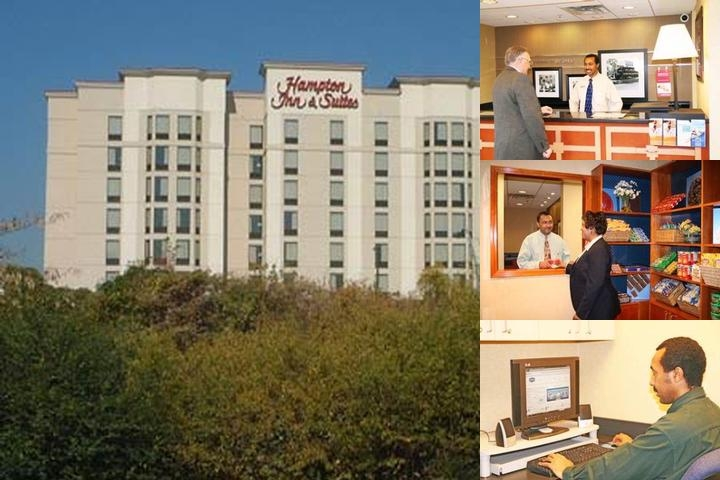 Hampton Inn & Suites Atlanta Airport North I 85 photo collage