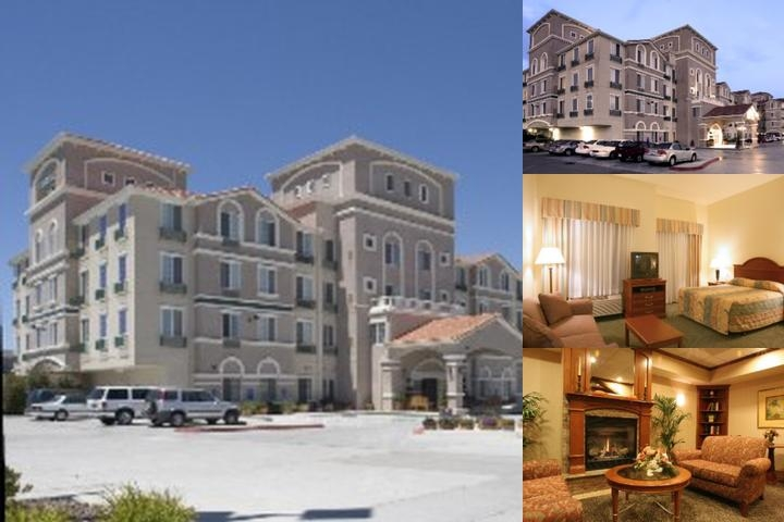 Staybridge Suites Silicon Valley Milpitas photo collage