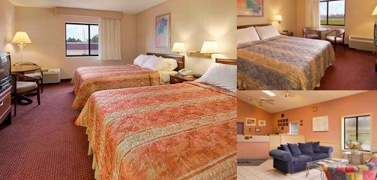 Days Inn Canastota photo collage