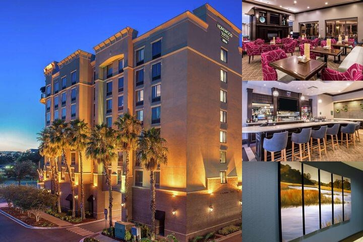 Hilton Garden Inn Jacksonville Downtown / Southban photo collage