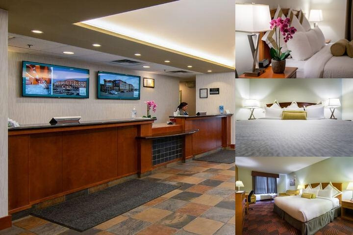 Service Plus Inns & Suites photo collage