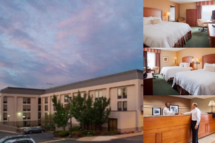 Hampton Inn I 270 Northwest St. Louis photo collage