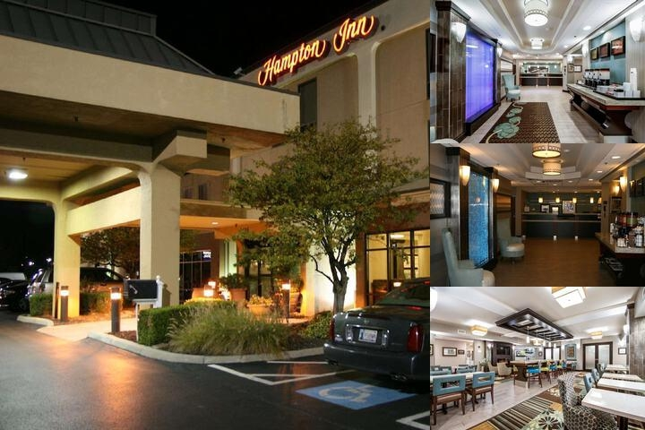 Hampton Inn West photo collage