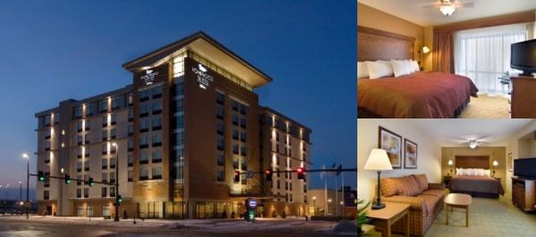Homewood Suites by Hilton Omaha Downtown photo collage