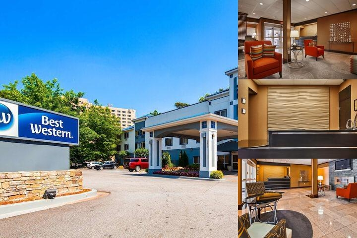 Best Western Gwinnett Center photo collage