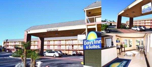 Days Inn & Suites Huntington Beach photo collage