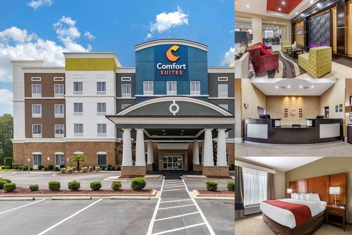 comfort suites florence sc 2120 west lucas 29501. Black Bedroom Furniture Sets. Home Design Ideas