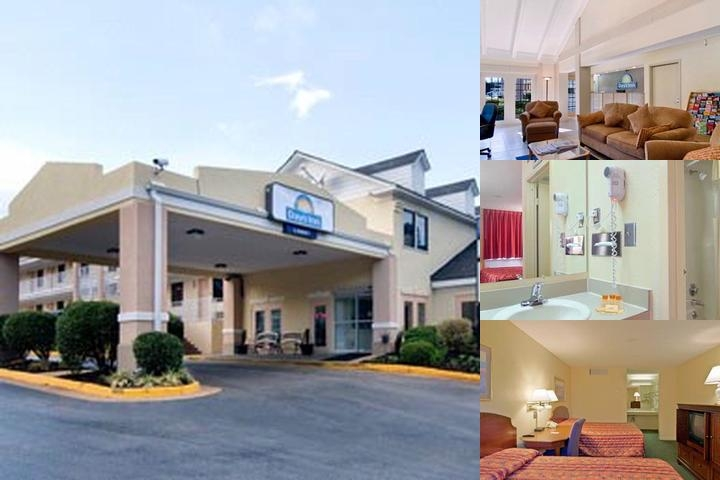 Days Inn Atlanta Airport photo collage