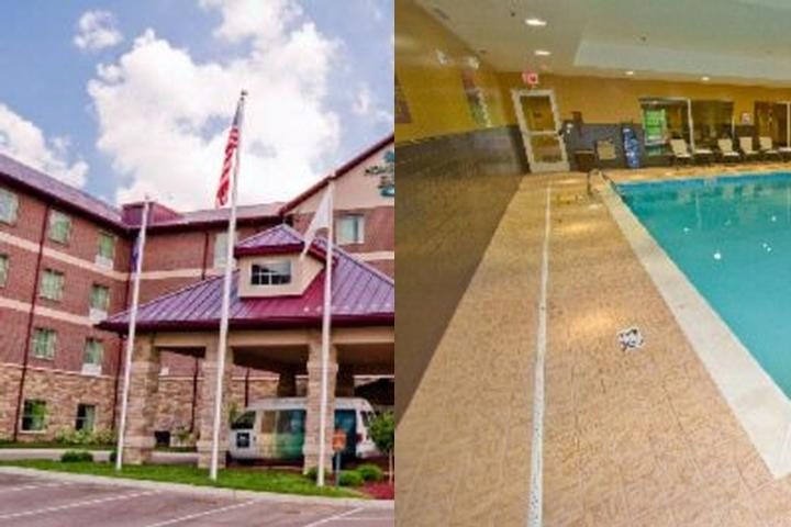 Homewood Suites by Hilton Cincinnati Airport South photo collage