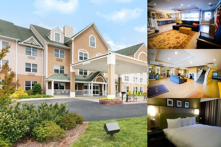 The Country Inn & Suites by Radisson photo collage