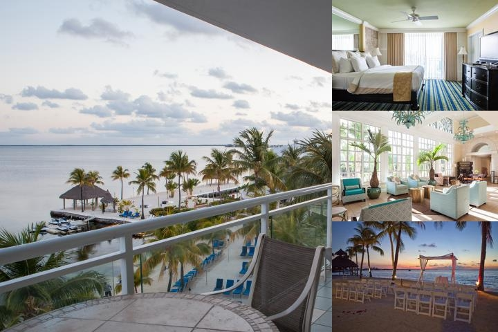 Key Largo Marriott Bay Resort photo collage