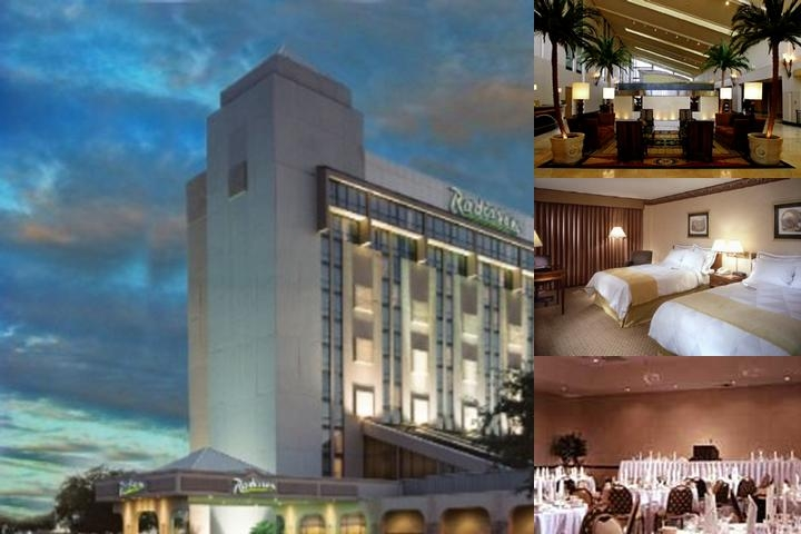 The Radisson Hotel North at Richardson photo collage