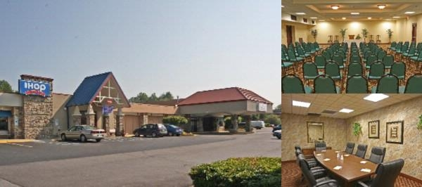 Ramada Biltmore West photo collage