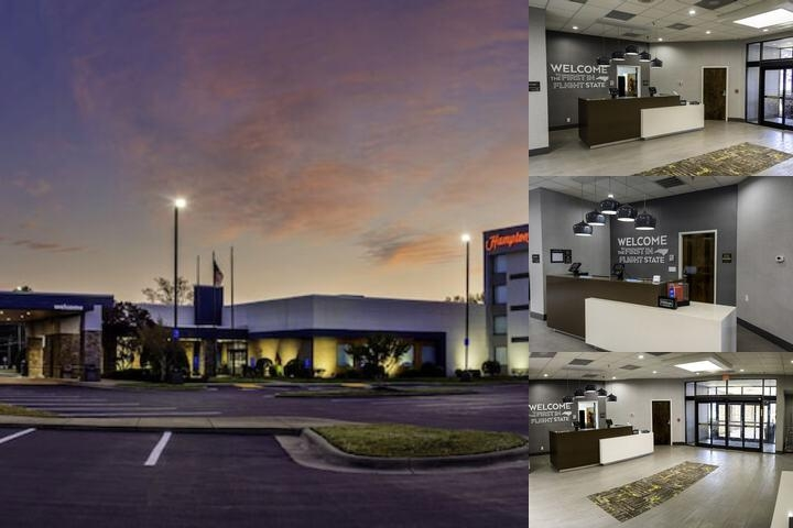 Hampton Inn Kinston photo collage