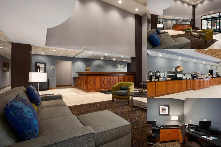 Wingate by Wyndham Sylvania / Toledo photo collage