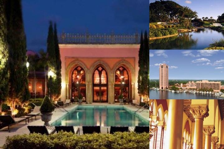 Boca Raton Resort & Club a Waldorf Astoria Resort photo collage