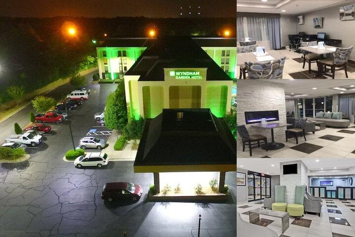 Quality Inn Executive Park photo collage