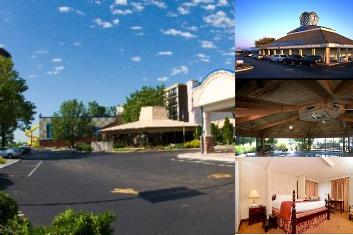 Best Western Executive Plaza & Conference Center photo collage