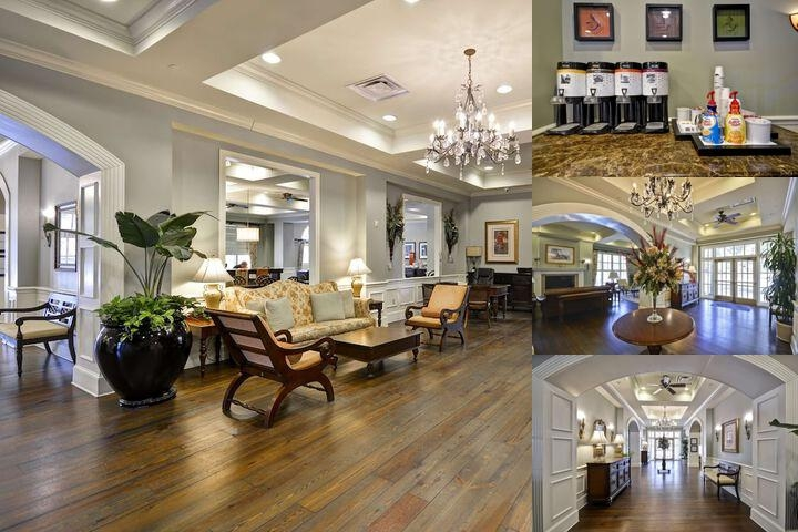 Hampton Inn & Suites by Hilton Historic Savannah photo collage