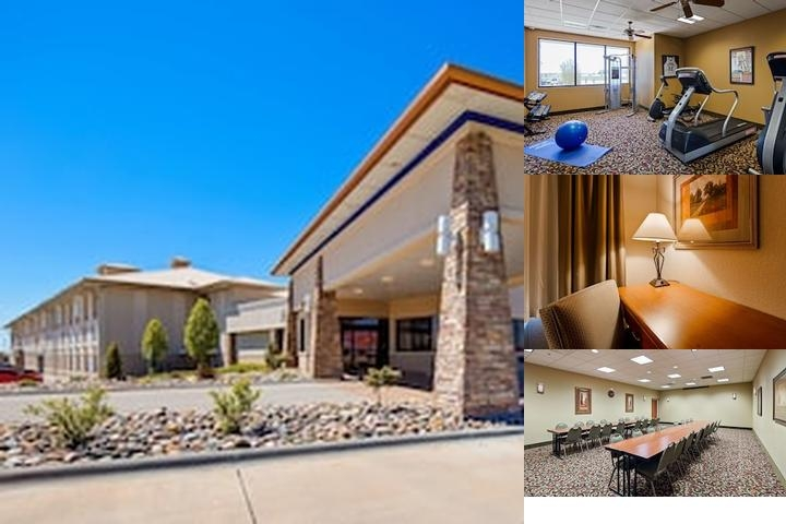 Best Western Plus Mid Nebraska Inn Ste photo collage