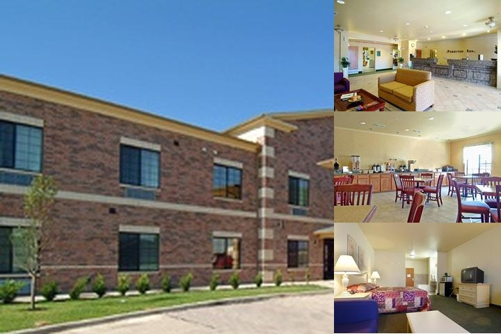 Best Western Perryton Inn photo collage