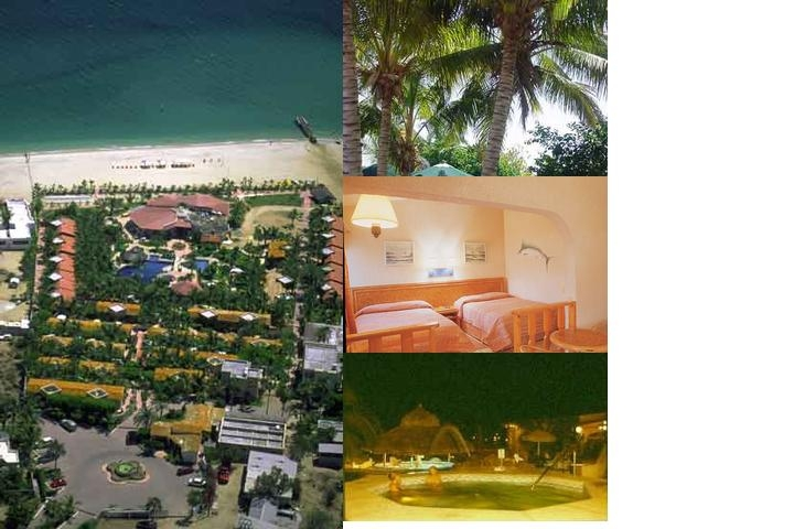 Hotel Buena Vista Beach Resort photo collage