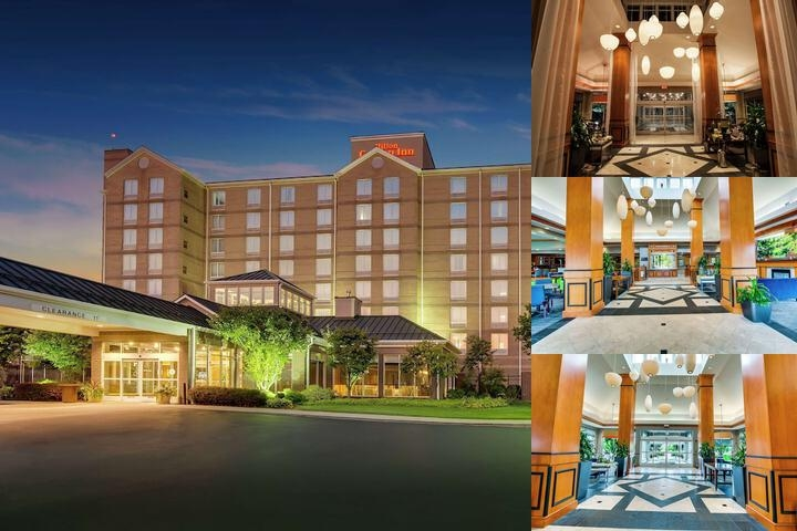 Hilton Garden Inn Louisville Airport photo collage