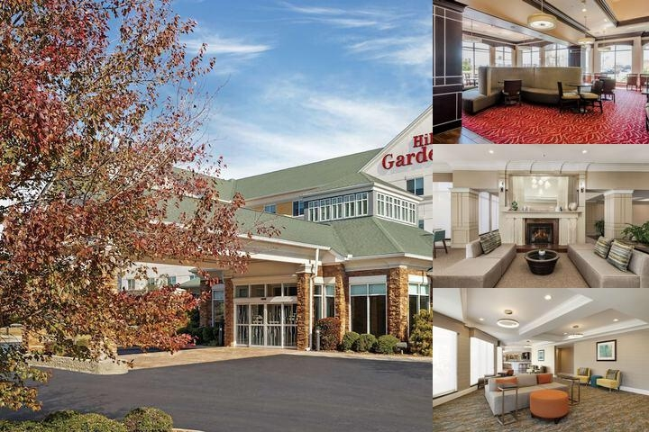 Hilton Garden Inn Oxford / Anniston photo collage