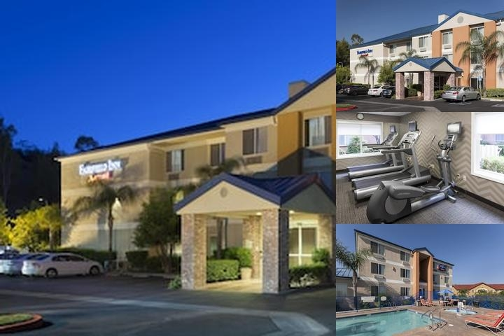 Fairfield Inn by Marriott photo collage