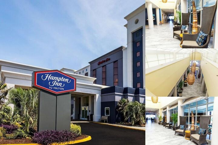Hampton Inn Virginia Beach Oceanfront North photo collage