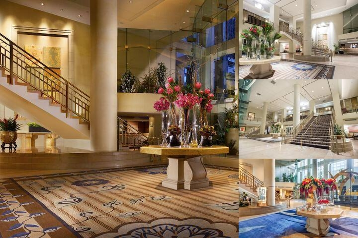 Omni Los Angeles Hotel at California Plaza photo collage