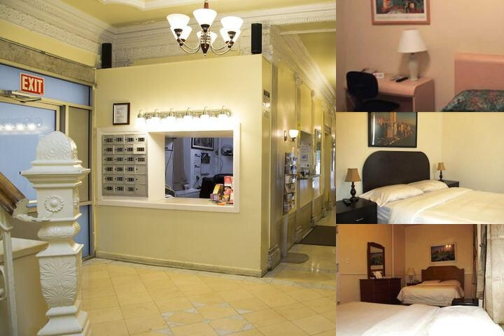 Morningside Inn photo collage