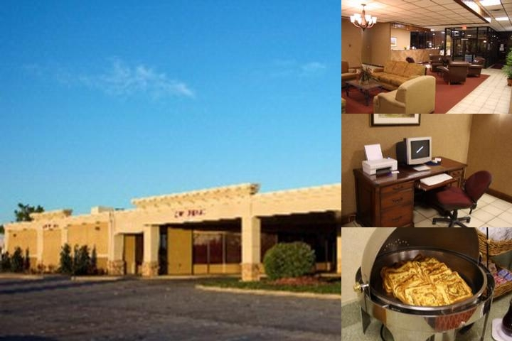 Days Inn Altus photo collage